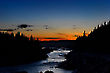 Liard River Sunset 5728-03